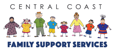 Central Coast Family Support Services Logo