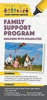 Family SUpport Program Children with dossabilities